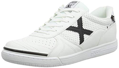 Munich G-3 Profit 07, Zapatillas de Deporte Hombre, Blanco (Blanco 007), 43 EU