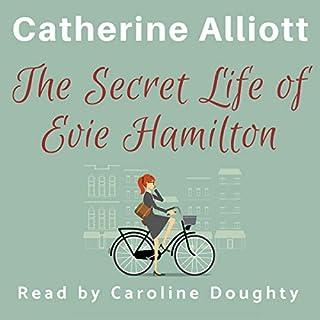 The Secret Life of Evie Hamilton audiobook cover art