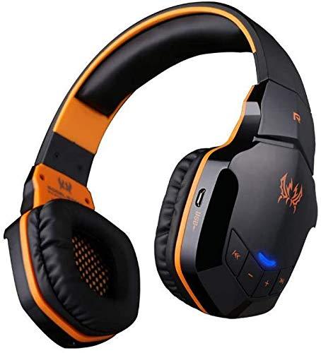 FHW Headset bluetooth game muziek mobiele telefoon computer een koptelefoon, bas stereo spel microfoon, geschikt for het luisteren naar muziek, films kijken, het beantwoorden van de telefoon koptelefo