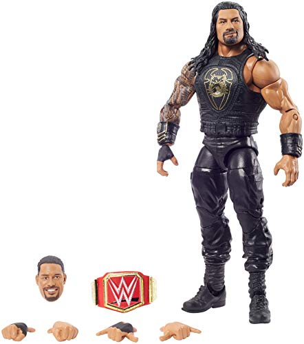 WWE Roman Reigns Top Picks Limited Edition Action Figure Wrestling 18cm
