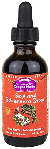 Dragon Herbs Goji & Schizandra Drops -- 2 fl oz