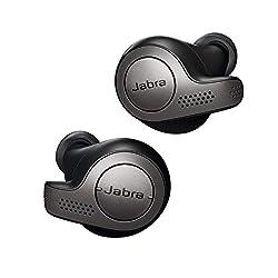 Jabra Earbuds Elite 65t Alexa Enabled True Wireless Earbuds