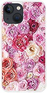Etui na Apple iPhone 13 Mini - etui na telefon Foto Case - jasne róże - guma case obudowa silikonowa wzory
