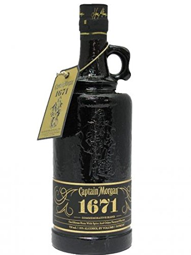 Rum Captain Morgan 1671 Commemorative Blend