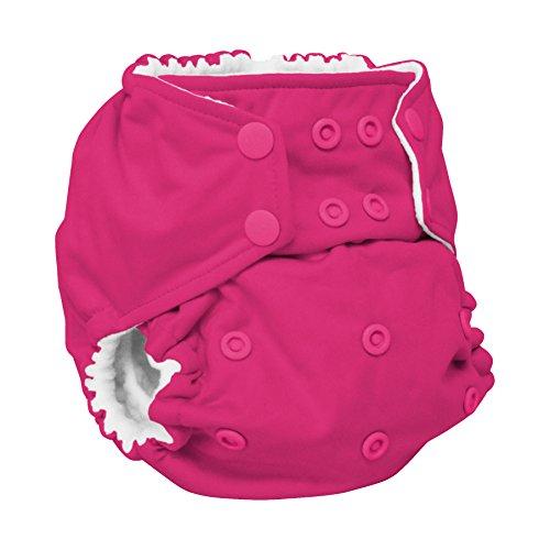 Rumparooz, Pannolino in stoffa con tasca interna, Taglia unica, Rosa (Sherbert)
