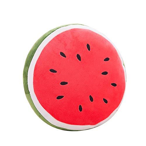 Wassermelonenkissen gefüllt Obst Kissen Schlafkissen Kissen Kinder Komfort Spielzeug