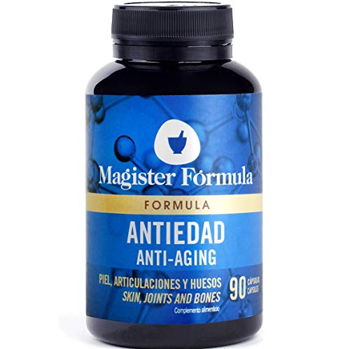 Colageno Marino Hidrolizado + Ácido Hialurónico + Vitamina C y A +...