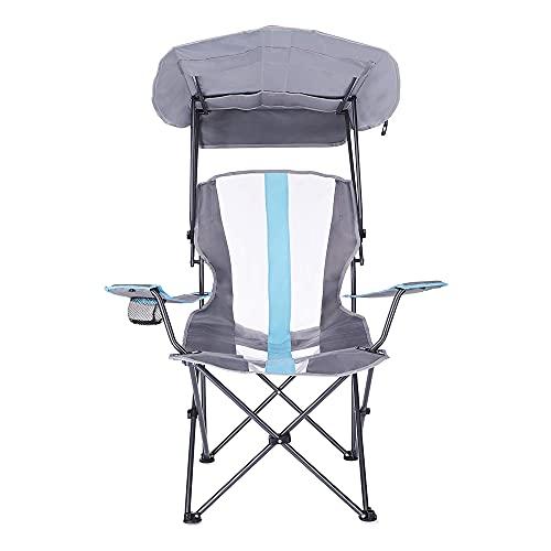 SwimWays Kelsyus Original Canopy Chair, Royal Blue, 37' x...
