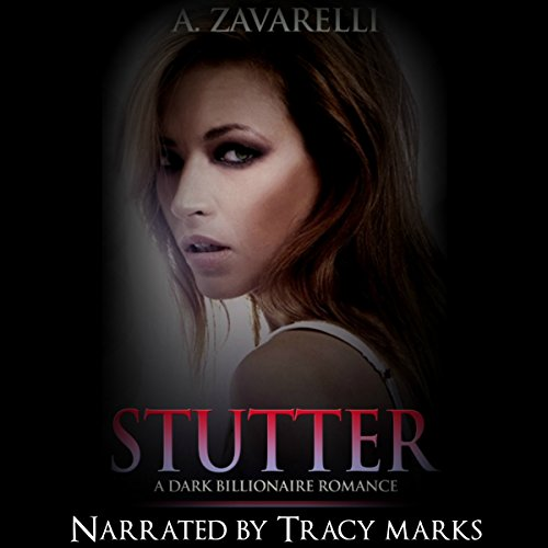 Stutter audiobook cover art
