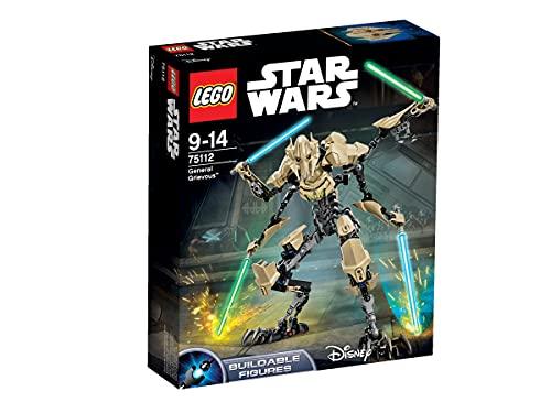 lego star wars grievous LEGO 75112 - Star Wars Battle Figures Generale Grievous