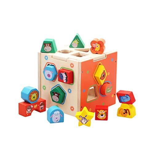 Fantastic Deal! Lxrzls Cube Toy Building Kit