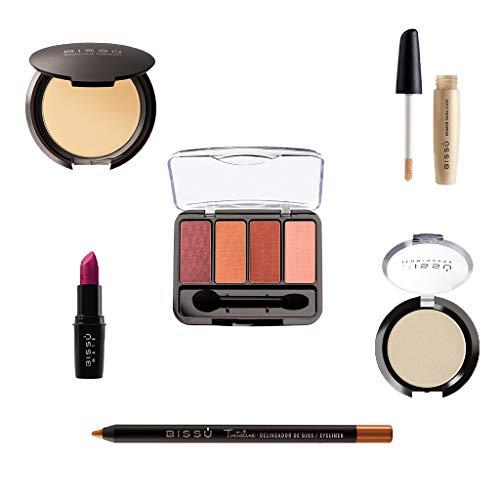 Kit Iluminadores Maquillaje marca Bissú