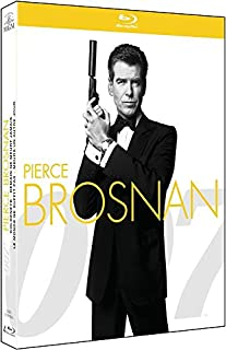 La Collection James Bond-Coffret Pierce Brosnan [Blu-Ray] (B012A4SVJ0) | Amazon price tracker / tracking, Amazon price history charts, Amazon price watches, Amazon price drop alerts