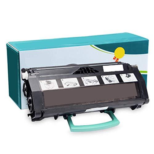 Compatible para el reemplazo del cartucho de tóner Dell D1700 para Dell 1700 1700N 1710 1710N Impresora con chip negro Apto para escuelas Oficinas Casas y otros luga