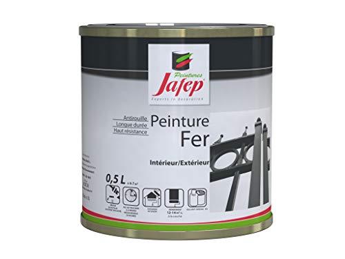 Peintures Jafep 37910330 Vernice Ferro Antiruggine Verde Salvia