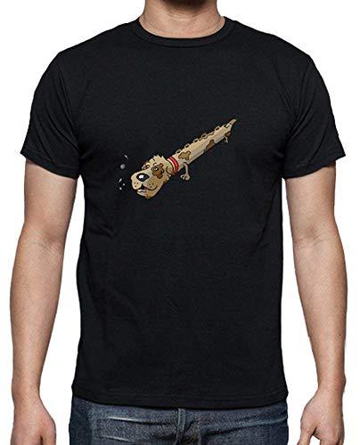 latostadora - Camiseta Perroflauta para Hombre
