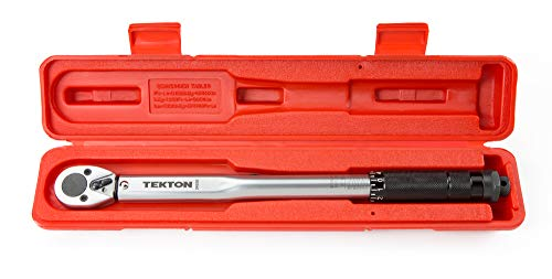 TEKTON 3/8 Inch Drive Click Torque Wrench (10-80 ft.-lb.) | 24330
