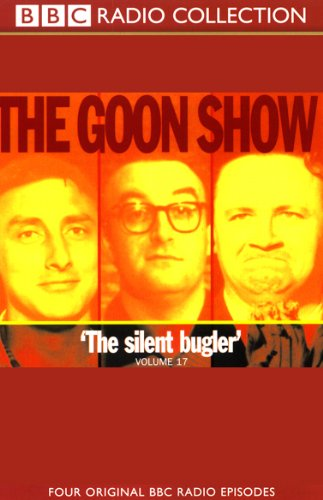 The Goon Show, Volume 17 audiobook cover art