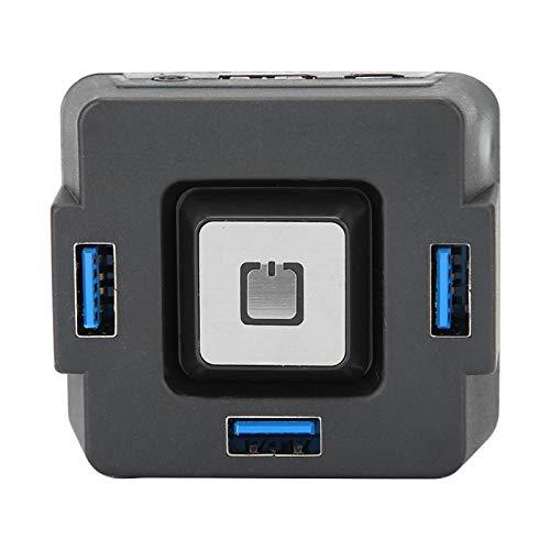 Socobeta Estabilidad Chip Importado Durable Práctico Ampliamente Utilizado 3 en 1 Amplia compatibilidad Conveniente Interruptor de alimentación Externo Interfaz USB 3.0 para computadora de Escritorio