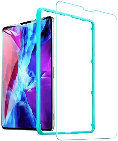 ESR Screen Protector for iPad Pro 12 9 2020 2018 9H Hard HD Clear Tempered Glass Screen Protector product image