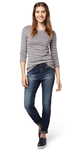 Tom Tailor Jeans Relaxed Tapered Denim, Donna