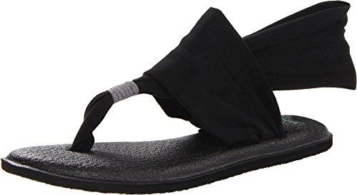 Sanuk Yoga Sling 2 Black 9 B (M)
