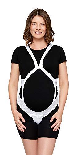 GraviBody® Stützgürtel Schwangerschaft/Schwangerschaftsmieder – Entlastet den Rücken-, Beckenboden- und Dammbereich und wirkt schmerzlindernd.