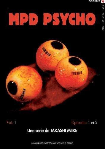 MPD Psycho - Volume 1 - 1 DVD