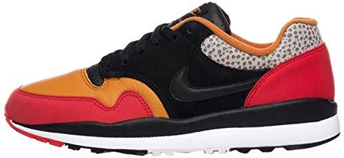 Nike Air Safari SE BQ8418-600 University Red Black Monarch (US 8 - Black)