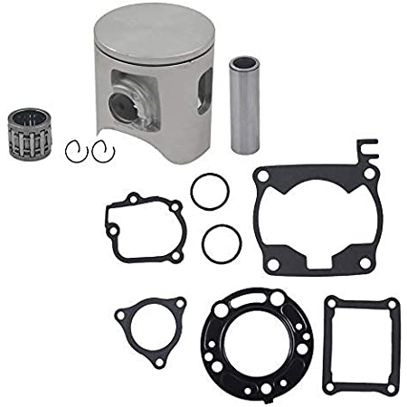 Wiseco PK1164 54.00 mm 2-Stroke Motorcycle Piston Kit with Top-End Gasket Kit