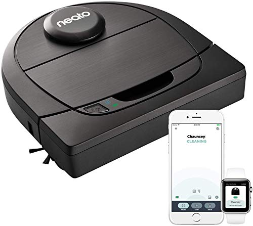 Neato Robotics Botvac D602 Connected - Saugroboter Alexa kompatibel