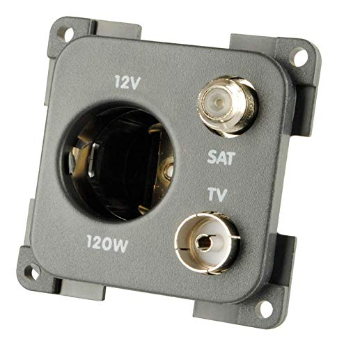 Fawo Steckdose 12 V Auto TV/SAT SB-verpackt