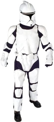 Rubie's New popularity Adult Star Wars Deluxe Costume X-Large Clone Max 58% OFF Trooper