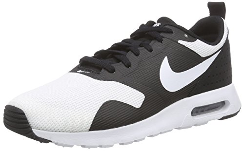 Nike NIKE Air MAX Tavas - Zapatillas para Hombre, Color Negro (011 Black/White-White), Talla 40
