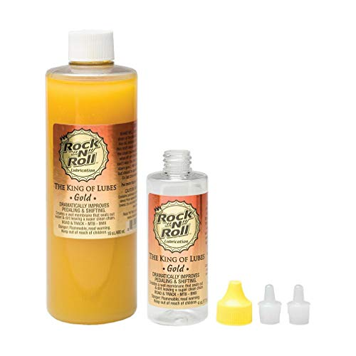 IM Amelia Gold Bicycle Chain Lube Complete Kit 16oz - Rock N Roll