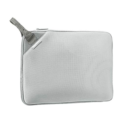 """Amazon Basics 15.6"""" Executive Laptop Sleeve Case (With Handle) - Grey"""