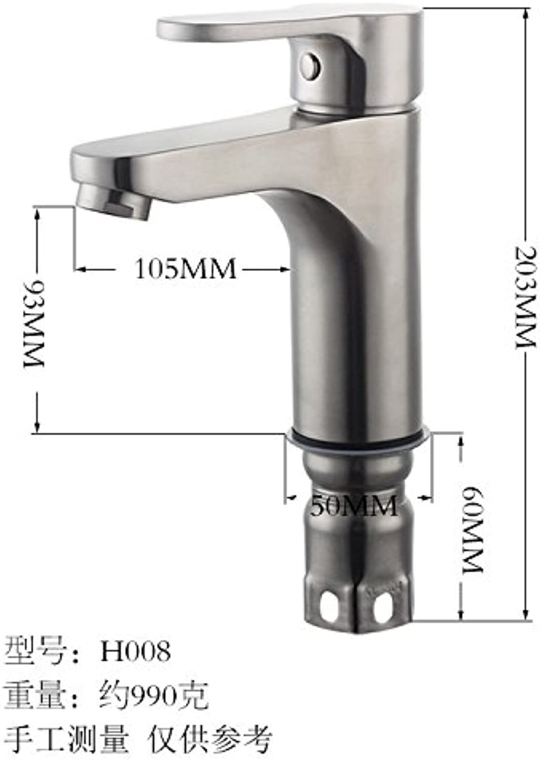 Bijjaladeva Antique Bathroom Sink Vessel Faucet Basin Mixer Tap Table tub faucet 304 brushed stainless steel basin water cooling tower basins taps H008
