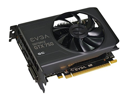 Evga Geforce GTX 750 Grafikkarte