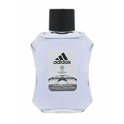 Coty Beauty Germany GmbH, Consumer Adidas uefa arena after shave - erfrischendes rasierwasser mit orientalisch-aromatischem duft - beruhigt die haut & verleiht frische - 1 x 100 ml