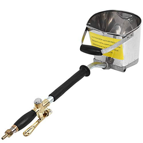 SNOWINSPRING M?Rtel und Zement Spray SprüH Maschine, Trichter Beton, Wand Pflaster Pflaster SprüH Maschine, Automatische Hoch Druck Vakuum Strahl Pumpe
