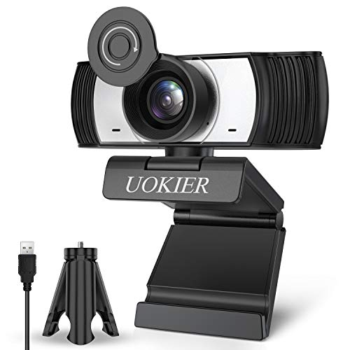 1080P Webcam with Microphone, USB 3…