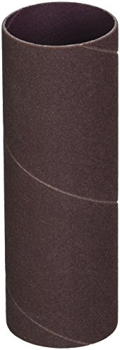 DELTA 31-807 1-1/2-Inch 150 Grit Sanding Sleeves for 31-780 Spindle Sander (6-Pack)