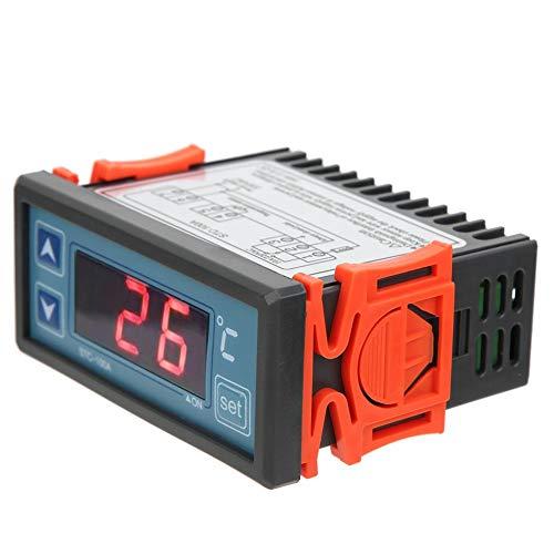 Stc-100A Digitale thermostaat, koel-/verwarmingsmodus, incubator, aquarium, industrieel gebruik, -50-99 °C