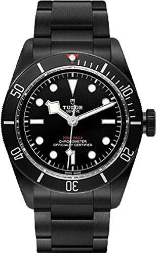 Tudor Heritage Black Bay Dark 79230DK - Orologio da uomo