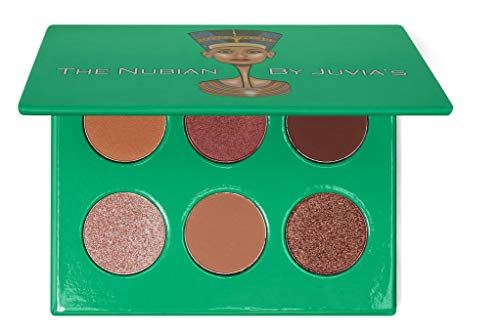 The Nubian by Juvia Limited Edition Eye Shadow Palette