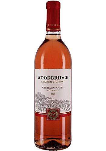 2018er Robert Mondavi Woodbridge White Zinfandel