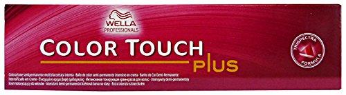 Color Touch Professionele Plus 44-07 Castano Medio Intensa Natural SABBIA haarkleuring
