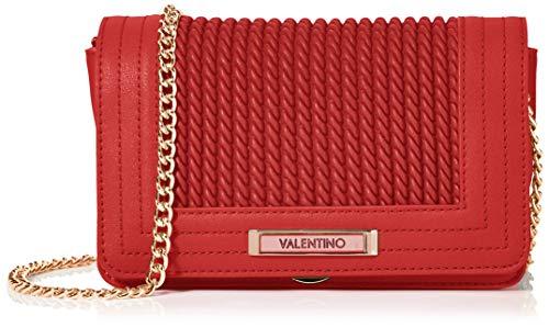 Valentino by Mario Jarvey - Borse a tracolla Donna, Rosso, 9.5x12x20 cm (B x H T)