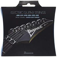 Nickel Wound Para guitarra eléctrica Escala 009-042