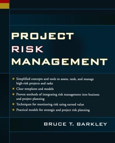 Project Risk Management (Project Management)